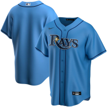 Men's Light Blue Alternate 2020 Replica Team Jersey