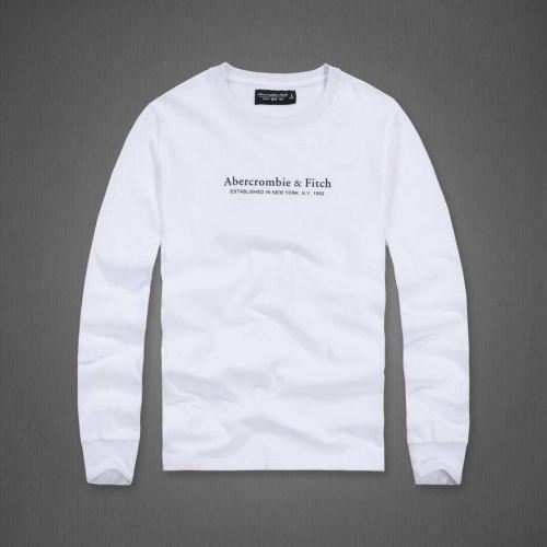 Men's Fashion Brands 2020 Fall Long Sleeve Tee AF023