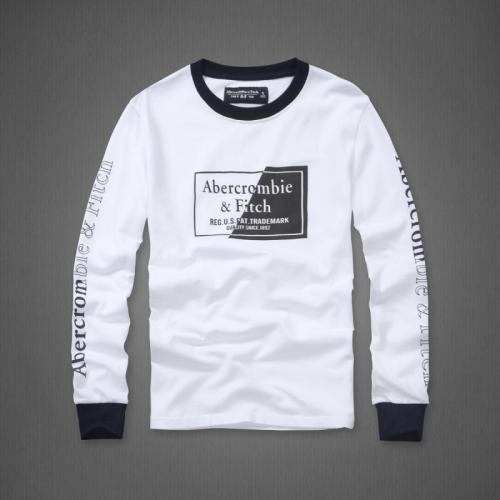 Men's Fashion Brands 2020 Fall Long Sleeve Tee AF016