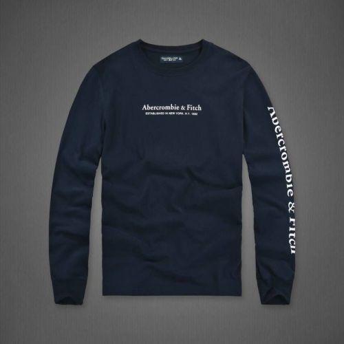 Men's Fashion Brands 2020 Fall Long Sleeve Tee AF027