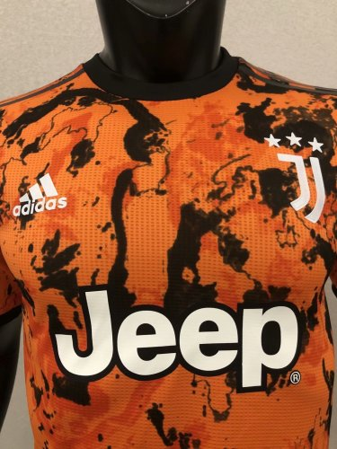 Player Version Juventus 20/21 Away Authentic Jersey