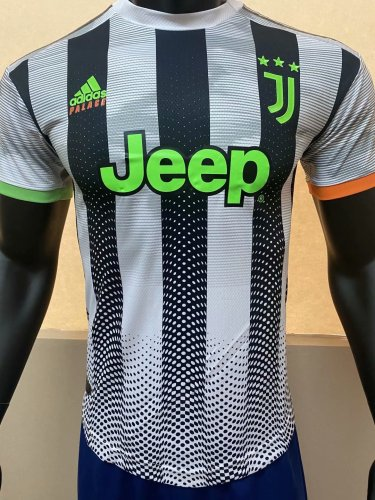 Player Version Juventus 19/20 Fourth Authentic Jersey