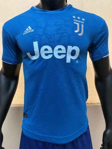 Player Version Juventus 19/20 Away Authentic Jersey