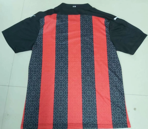 Thai Version AC Milan 20/21 Home Soccer Jersey