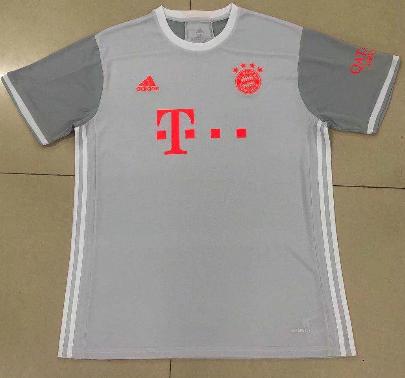 Thai Version Bayern Munich 20/21 Away Soccer Jersey