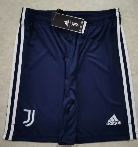 Thai Version Juventus 20/21 Away Soccer Shorts