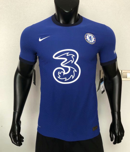Player Version Chelsea 20/21 Home Authentic Jersey