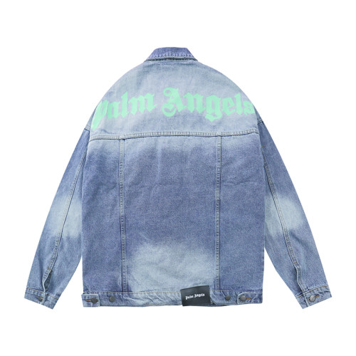2020 Fall Fashion Brand Denim Jacket Blue