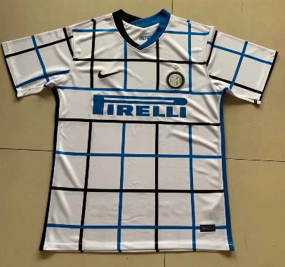 Thai Version Inter Milan 20/21 Away Soccer Jersey