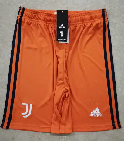 Thai Version Juventus 20/21 Third Soccer Shorts