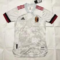 Player Version Belgium 2020 Away Authentic Jersey