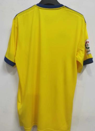 Thai Version Cadiz 20/21 Home Soccer Jersey