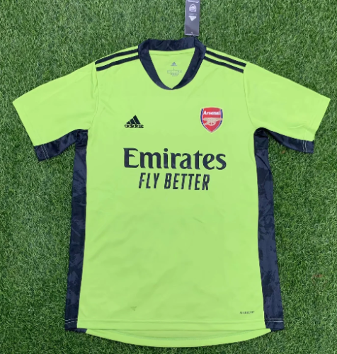 Thai Version ARS 20/21 Goalkeeper Soccer Jersey-Green