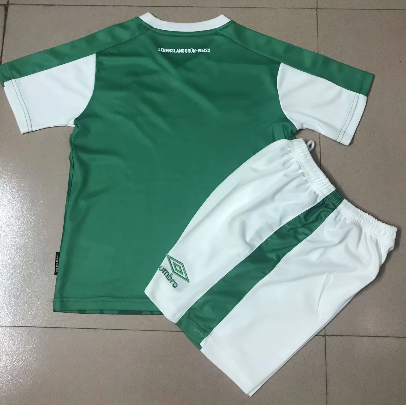 Werder Bremen 20/21 Home Soccer Jersey and Short Kit