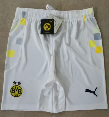 Thai Version Borussia Dortmund 20/21 Third Soccer Shorts