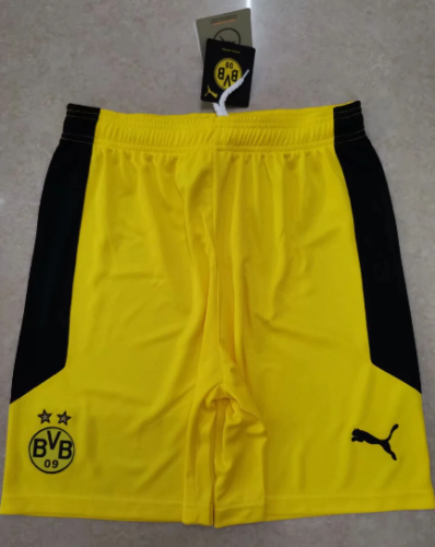 Thai Version Borussia Dortmund 20/21 Away Soccer Shorts