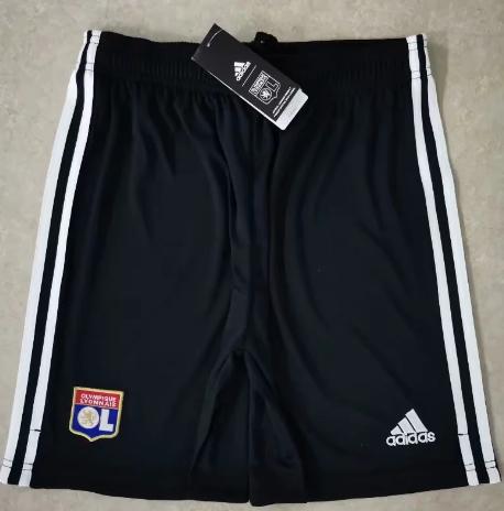 Thai Version Olympique Lyonnais 20/21 Away Soccer Shorts