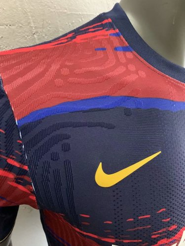 Player Version Barcelona 20/21 Eternity Edition Authentic Jersey