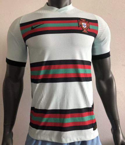 Player Version Portugal 2020 Away Authentic Jersey