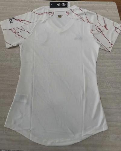 Thai Version ARS 20/21 Women's Away Soccer Jersey