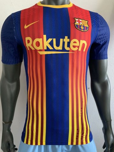 Player Version Barcelona 20/21 Special Edition Authentic Jersey