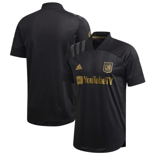 Player Version LAFC 20/21 Home Authentic Jersey
