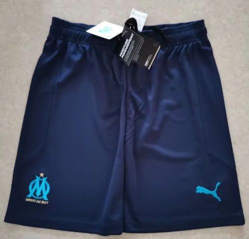 Thai Version Olympique Marseille 20/21 Away Soccer Shorts