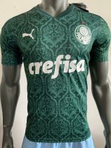 Player Version Palmeiras 20/21 Home Authentic Jersey