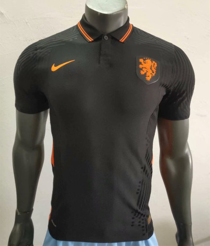 Player Version Holland 2020 Away Authentic Jersey