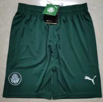 Thai Version Palmeiras 20/21 Away Soccer Shorts