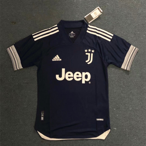Player Version Juventus 20/21 Third Authentic Jersey