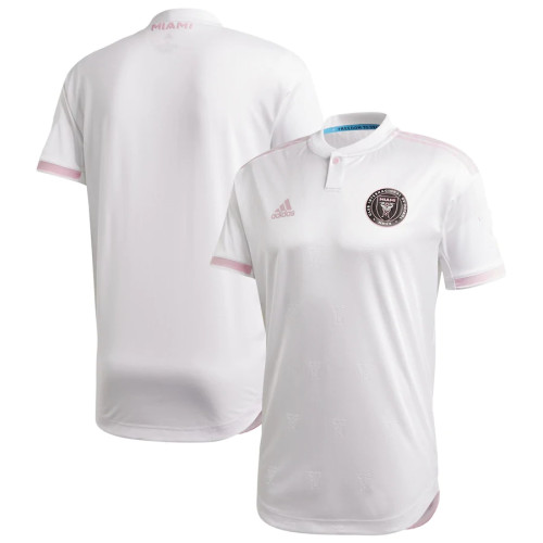 Player Version Inter Miami C.F. 20/21 Home Authentic Jersey