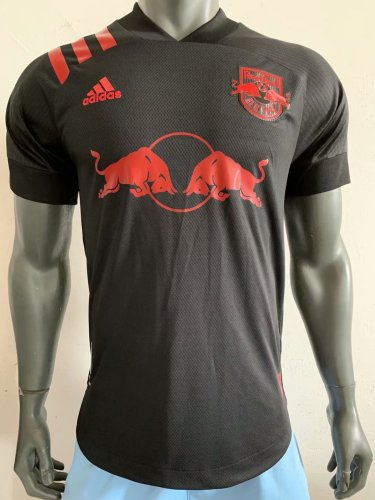 Player Version Red Bulls 2020 Away Authentic Jersey