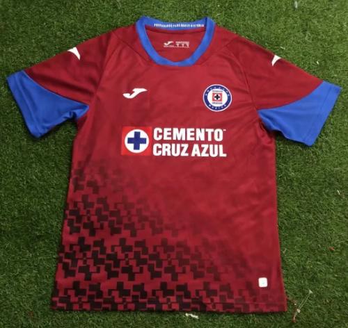 Thai Version Cruz Azul 20/21 Away Soccer Jersey