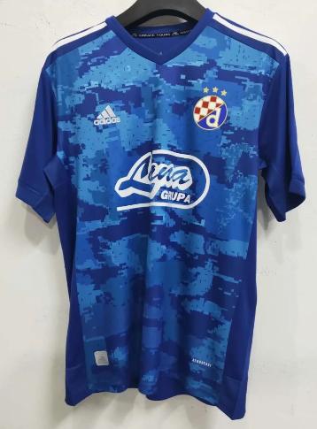 Thai Version Dinamo Kyiv 20/21 Home Soccer Jersey