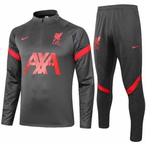 Liverpool 20/21 Soccer Training Top and Pants -B428