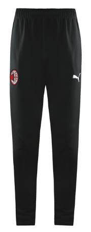 AC Milan 20/21 Training Long Pants-Black