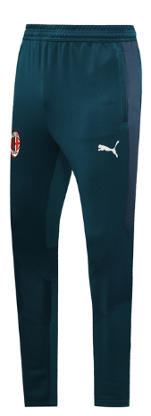 AC Milan 20/21 Training Long Pants-Blue