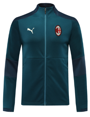 AC Milan 20/21 Sports Jacket -Blue