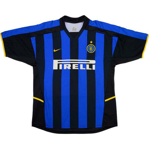 Inter Milan 2002/2003 Home Retro Jersey