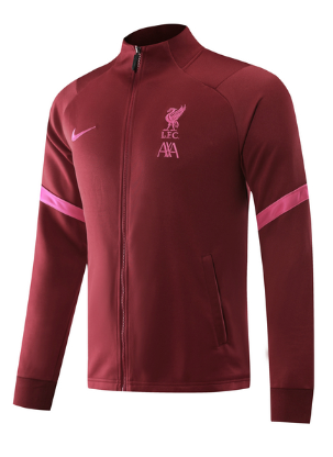 Liverpool 20/21 Training Jacket - Red