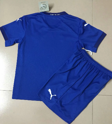 Iceland 20/21 Kids Home Soccer Jersey and Short Kit