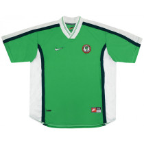 Nigeria 1998 Home Retro Jersey