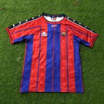 Barcelona 1997/1998 Home Retro Jersey