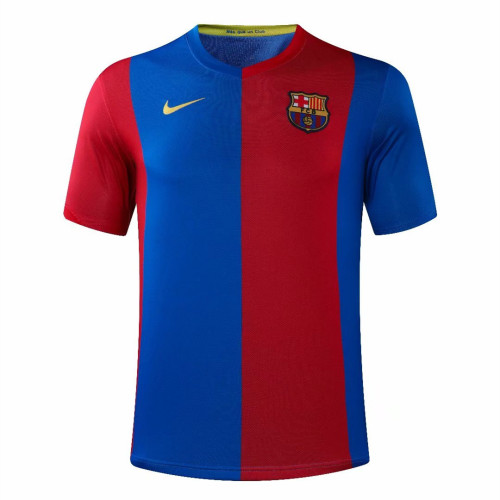 Barcelona 2006/2007 Home Retro Jersey