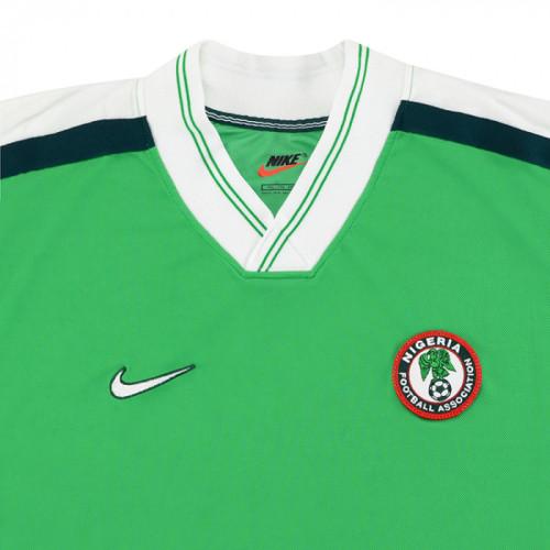 Nigeria 1998 Home Retro Jersey