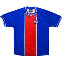 PSG 1994-95 Home Retro Soccer Jersey