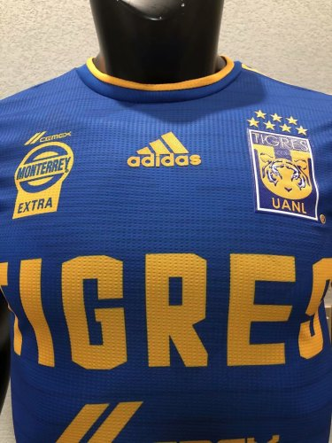 Player Version Tigers UANL 20/21 Away Authentic Jersey