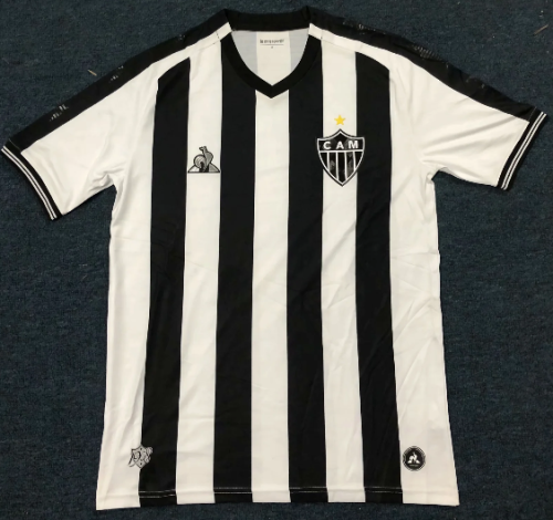 Thai Version Atletico Mineiro 20/21 Home Soccer Jersey