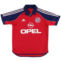 Bayern Munich 1999-01 Home Retro Jersey